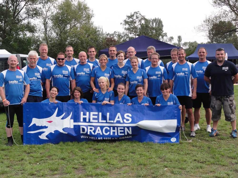 hellas-drachen-team